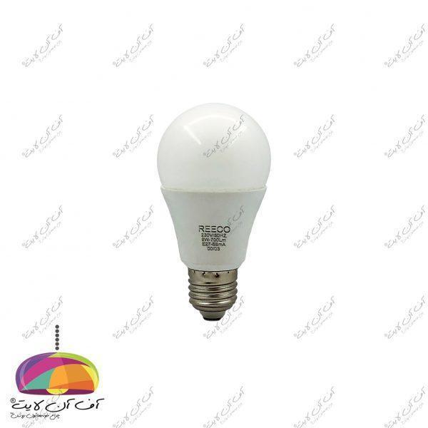 لامپ حبابی 9 وات ریکو-1
