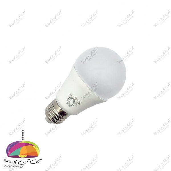 لامپ حبابی 12 وات آریو تک جلو-2