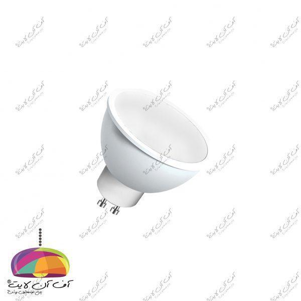لامپ هالوژنی 6 وات SMD مدل SL-SMR