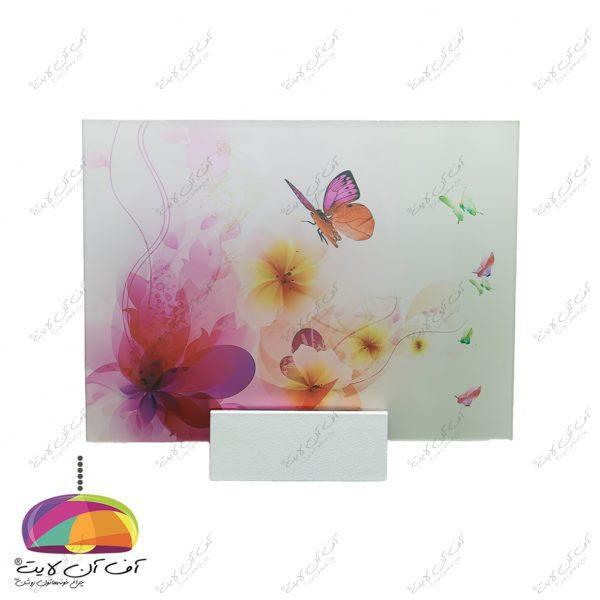 مدل گل و پروانه1