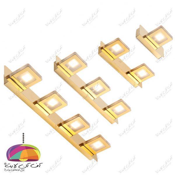 A28 Gold miror