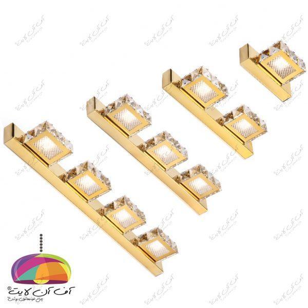 A34 Gold miror