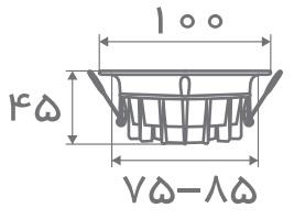 سایز پنل مدل تیتان افراتاب (1)