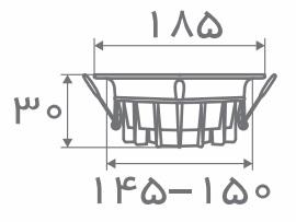 سایز پنل مدل ونوس افراتاب (3)