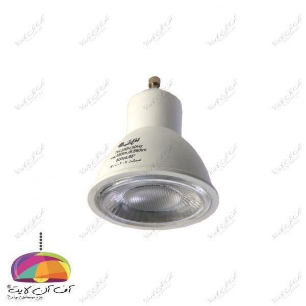 لامپ هالوژنی 7 وات SMD افراتاب (2)