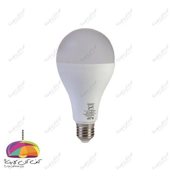 لامپ 12 وات حبابی افراتاب