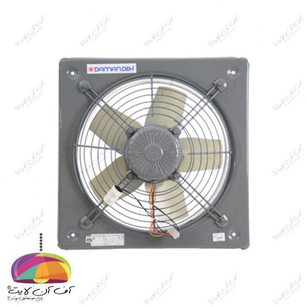 هواکش صنعتی سبک فلزی1