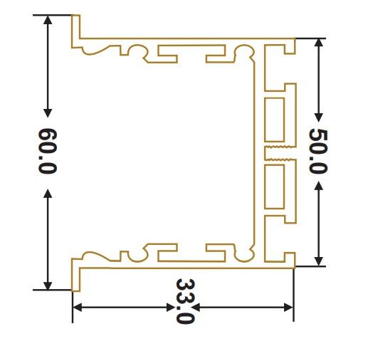 سایز چراغ خطی زمرد نور (1)