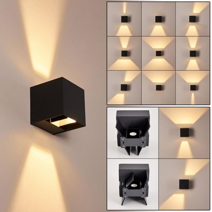 ایدههای خلاقانه برای روشنایی دیواری 3