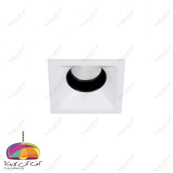 دانلايت توكار مربع آرتمیس مازی نور (1)