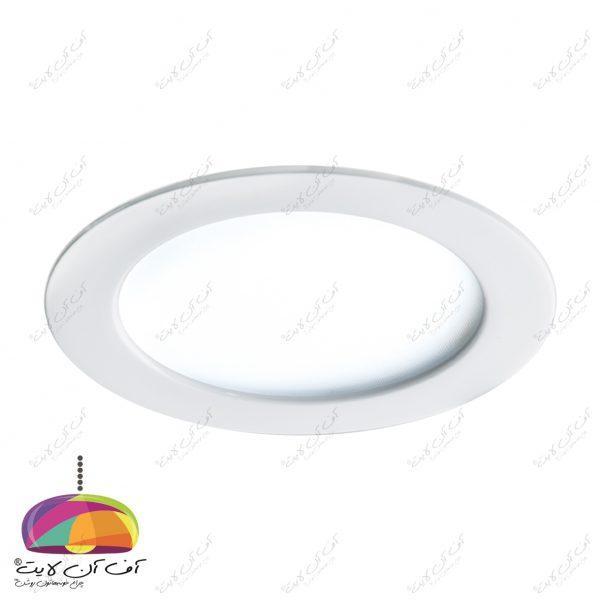 دانلايت توكار گرد دیانا صفحه شیری مازی نور (3)