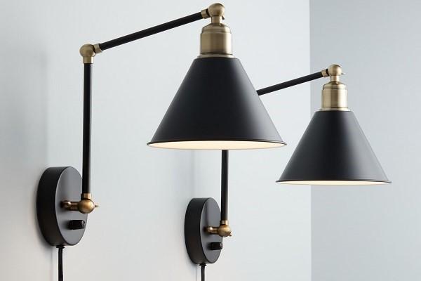 طراحی روشنایی دیواری 5