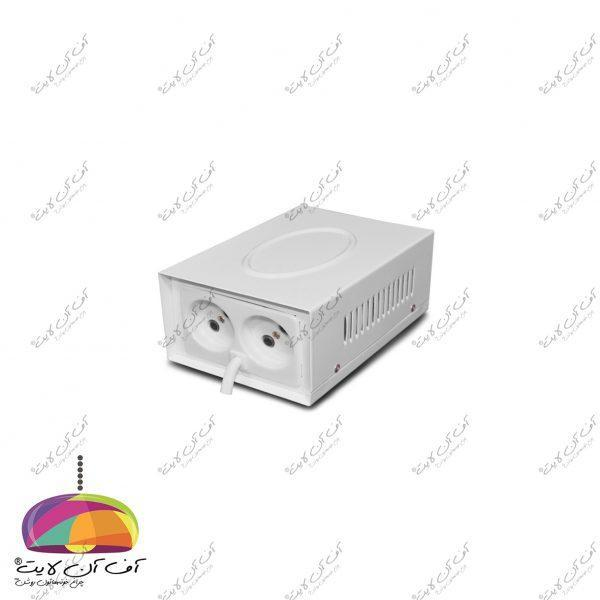محافظ ولتاژ پرقدرت ۳۵۰۰ وات فلزی (2)