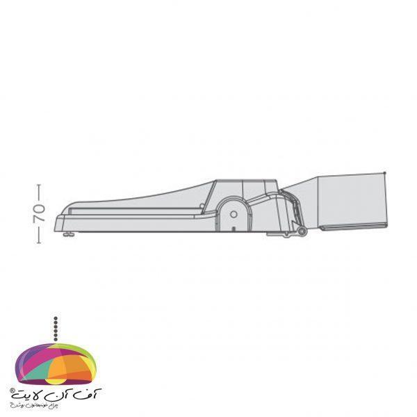 چراغ خیابانی مدل سهیل1 گلنور (3)