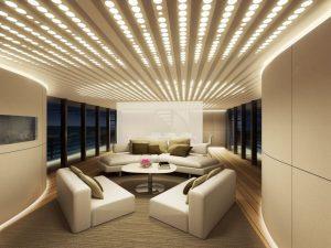 ایجاد نورپردازی مدرن با انواع محصولات روشنایی