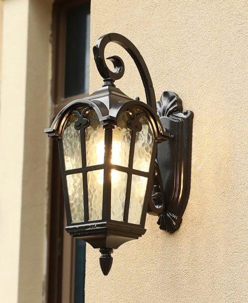 فواید روشنایی دیواری و انواع چراغهای روشنایی