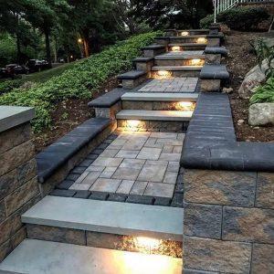 محصولات روشنایی برای نورپردازی فضای بیرونی