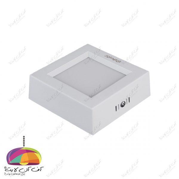 چراغ سقفی روکار مدل مون لایت سری NSM تولید نور (1)