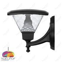 چراغ حیاطی پارکی مدل تابش ماؤول دار شب تاب (5)