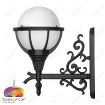چراغ حیاطی پارکی مدل دیاموند شب تاب (4)