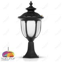 چراغ حیاطی پارکی مدل لونا شب تاب (1)