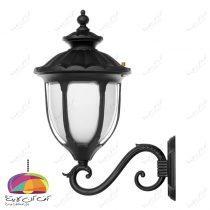 چراغ حیاطی پارکی مدل لونا شب تاب (6)